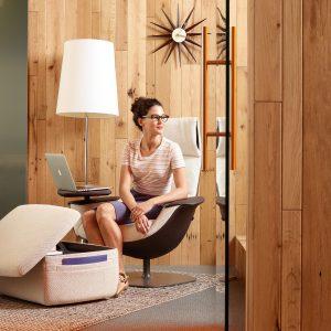 Coalesse Massaud Lounge